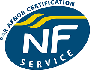 Certification Afnor NF214