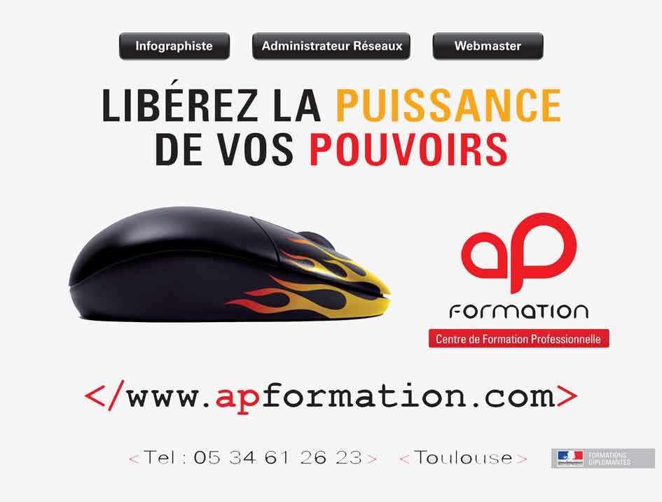 infographiste formation toulouse