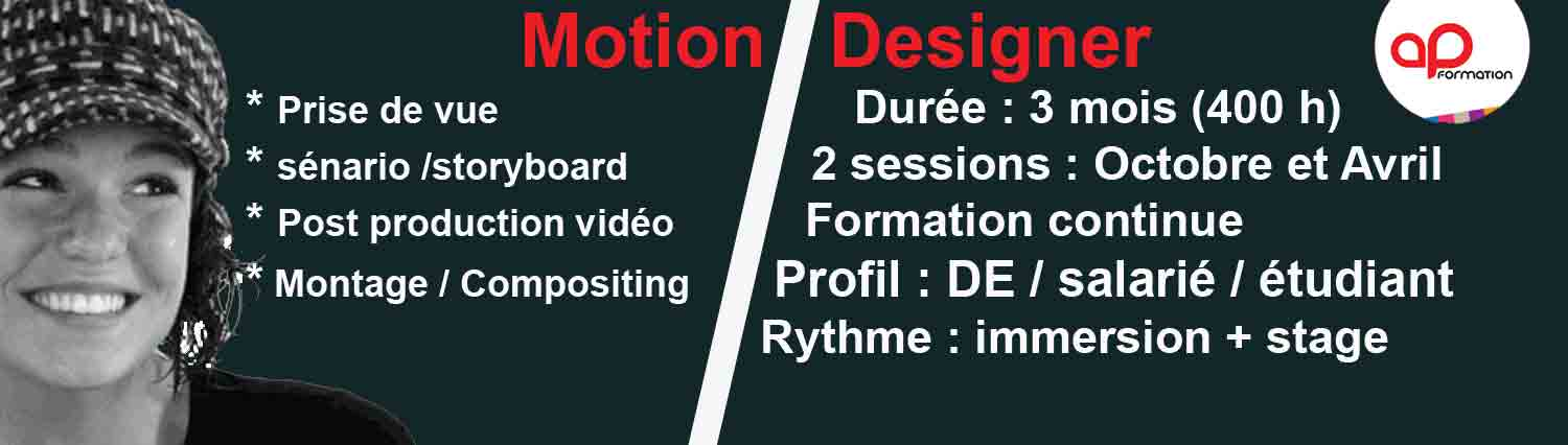 formation motion designer toulouse